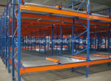 Lagerspeicher Heavy Duty Stahl Roller Flow-Gravity-Rack