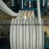 Corda de UHMWPE feita da fibra do polietileno