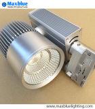 iluminación de plata negra blanca de la pista de la MAZORCA LED del CREE 20With30With45W (MB-TL01-30W)