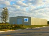 Edificio prefabricado del taller del marco de la estructura de acero (KXD-SSW9)