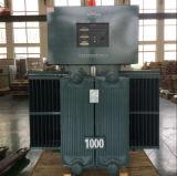 Stabilisateur de tension triphasé pour ligne de production 1250kVA