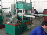 160t Rubber Vulcanizer Press Four Column Type