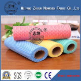 Tessuto non tessuto antibatterico di Spunlace per la cucina pulita