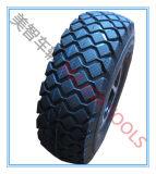 rotella di gomma pneumatica 10X3.50-4 con l'orlo di alluminio per gli impilatori