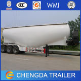 오만을%s 3axle 60tons Bulk Cement Semi Trailer