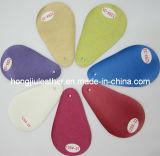 Suministro de colores de piel artificial de PVC de coches