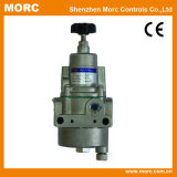 Regulador del filtro de aire del acero inoxidable 316 de la válvula de control neumático del NPT