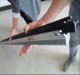 Le bitume noir australien a peint le piquet d'étoile/poste en acier de frontière de sécurité de Y