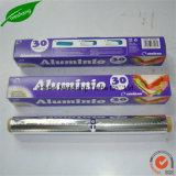 Folha de alumínio da cozinha do empacotamento de alimento