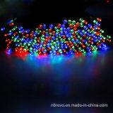 2016 bunte LED-Solarzeichenkette-Lichter für den Feiertag im Freien (RS1016-100)