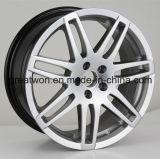 VWおよびAudiのレプリカの合金の車輪のために非常に普及した