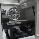 Maquinas CNC de reparação de rodas de carro com sonda Ruby Awr2840