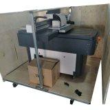 De fabrikant produceert Kleine UV LEIDENE van het Formaat Flatbed Printer 60*90cm Gebruik voor Glas/Ceramisch/Metal/PVC het Meeste Materiaal van Soorten