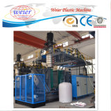 Máquina de molde plástica grande do sopro do tanque de água (WR-5000L)
