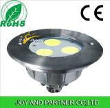 3W RGB LED 수중 수영풀 빛 (JP94633)
