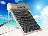 Non énergie solaire solaire de capteur solaire de chauffe-eau de pression