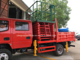vrachtwagen van het Gebied van de Cabine van 810m de Dubbele Lucht Openlucht Werkende