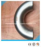 180 codo inconsútil del acero de LR Sdss31803 de la autógena de tope del grado