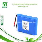 batterie rechargeable de Li-ion de 7.4V 4000mAh 4400mAh 5200mAh pour la machine-outil
