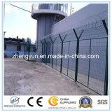 Hohe Sicherheit Kurbelgehäuse-Belüftung beschichtete den 358 Flughafen-Sicherheitszaun