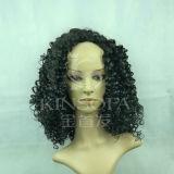 Парик 100% шнурка фронта волос Африки (Kinsofa 239015)