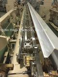 Telaio del getto di acqua del telaio per tessitura della tessile con lo spargimento della ratiera o della camma