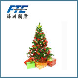 Nuovo Design Indoor LED Light Decoration Gift Green Christmas Tree per Gift