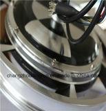 Motor eléctrico de la bicicleta, motor eléctrico del eje de la bici, eje de rueda