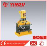 Coupeur de fer à angle hydraulique 31t (CAC-75)
