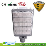 Lampe de lumière de rue extérieure IP67LED Road Light 250W étanche à l'aluminium