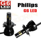 Reator do farol de G5 G6 auto com a ESPIGA poderosa Phillips do ventilador Canbus/