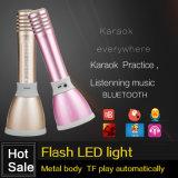 Drahtloses Mikrofon-beweglicher Karaoke Bluetooth Active-Lautsprecher