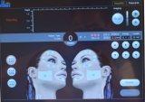 2 in 1 Hifu Gesichts-Karosserie, die Maschine Hifu Haut abnimmt, ziehen anhebende Verjüngungs-Einheit fest