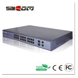 Commutateur de Cisco poe de commutateur de Saicom (SCPOE2-4G24E) 802.3at 1000Mbps PoE pas