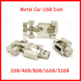 Movimentação do flash do USB do carro de competência do USB Pendrive Thumbdrive F1 do metal