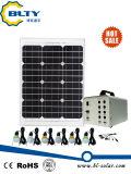 Centrale elettrica solare di illuminazione del LED