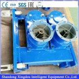 Machine complète de levage de portique d'élévateur ou de construction/ascenseur extérieur de construction