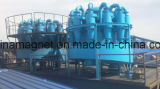 Машина Hydrocyclone полиуретана эффективности деятельности Ntnx высокая для классифицировать и сгущать