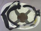 建設作業員のためのEn 397 ABS/PEのヘルメットの安全ヘルメット、採鉱のヘルメット、企業、PPEの安全設備か明るい安全ヘルメットの職場のヘルメット