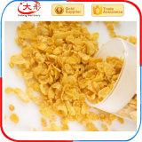 朝食は加工ライン穀物の薄片の突き出た