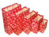 صفح يغذّي حقيبة يد ورقيّة يجعل آلة ([جهد-340])