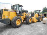 3m3 Lowest Price 5tons Front Wheel Loader (ZL50G)