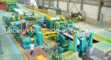 Linea di produzione della conduttura di ERW rullo di tensionamento saldato longitudinale della macchina della conduttura