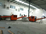 Máquina da estaca do CNC da fibra do carbono/de estaca de pano fibra do carbono, recurso da economia