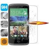 De aangemaakte Beschermer van het Scherm van het Glas voor HTC Wens 526