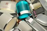 Машина автоматической круглой плиты горячая штемпелюя для бутылки
