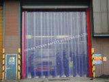 透過PVCストリップのカーテン&Clear適用範囲が広く柔らかいPVCシート
