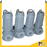 Roheisen-zentrifugale versenkbare Abwasser-Pumpe