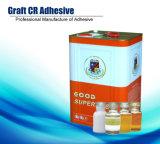 構築の使用のための白いゴム系接着剤