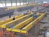 10ton 20ton doppelte Träger-elektrische Hebevorrichtung-reisender Laufkran